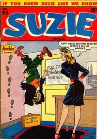 Cover Thumbnail for Suzie Comics (Archie, 1945 series) #53