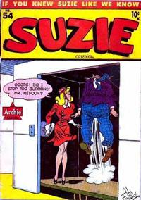 Cover Thumbnail for Suzie Comics (Archie, 1945 series) #54