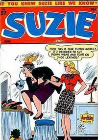 Cover Thumbnail for Suzie Comics (Archie, 1945 series) #57