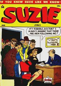 Cover Thumbnail for Suzie Comics (Archie, 1945 series) #58