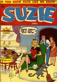 Cover Thumbnail for Suzie Comics (Archie, 1945 series) #59