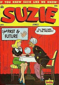 Cover Thumbnail for Suzie Comics (Archie, 1945 series) #60
