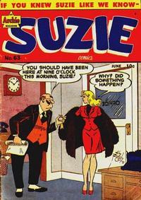 Cover Thumbnail for Suzie Comics (Archie, 1945 series) #63