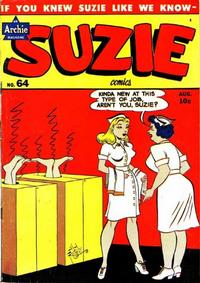 Cover Thumbnail for Suzie Comics (Archie, 1945 series) #64