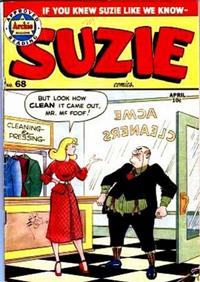 Cover Thumbnail for Suzie Comics (Archie, 1945 series) #68