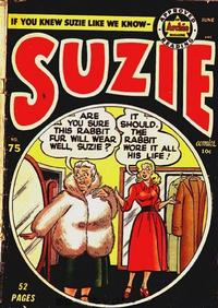 Cover Thumbnail for Suzie Comics (Archie, 1945 series) #75