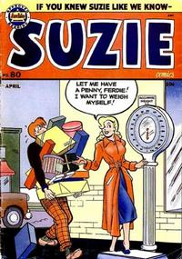 Cover Thumbnail for Suzie Comics (Archie, 1945 series) #80