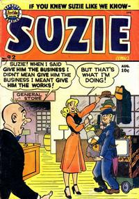 Cover Thumbnail for Suzie Comics (Archie, 1945 series) #82