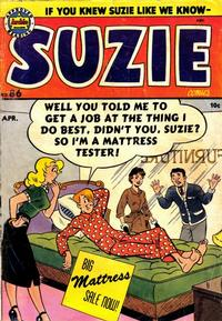 Cover Thumbnail for Suzie Comics (Archie, 1945 series) #86