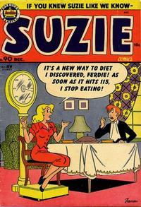 Cover Thumbnail for Suzie Comics (Archie, 1945 series) #90