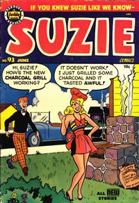 Cover Thumbnail for Suzie Comics (Archie, 1945 series) #93
