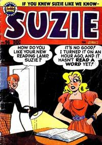 Cover Thumbnail for Suzie Comics (Archie, 1945 series) #96