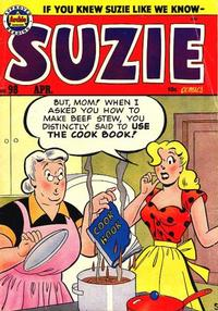 Cover Thumbnail for Suzie Comics (Archie, 1945 series) #98