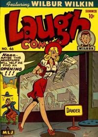 Cover Thumbnail for Laugh Comix (Archie, 1944 series) #46