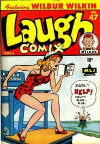Cover Thumbnail for Laugh Comix (Archie, 1944 series) #47