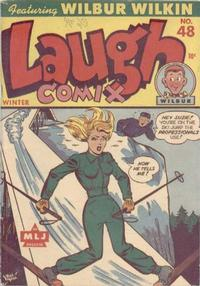 Cover Thumbnail for Laugh Comix (Archie, 1944 series) #48