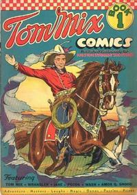 Cover Thumbnail for Tom Mix Comics (Ralston-Purina Company, 1940 series) #1