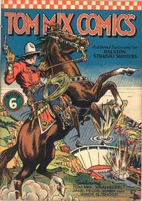 Cover Thumbnail for Tom Mix Comics (Ralston-Purina Company, 1940 series) #6