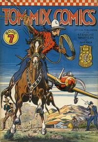 Cover Thumbnail for Tom Mix Comics (Ralston-Purina Company, 1940 series) #7