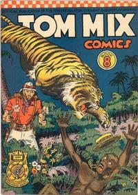 Cover Thumbnail for Tom Mix Comics (Ralston-Purina Company, 1940 series) #8