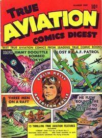 Cover Thumbnail for True Aviation Comics Digest (Parents' Magazine Press, 1942 series) #1
