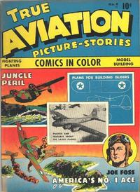 Cover Thumbnail for True Aviation Picture-Stories (Parents' Magazine Press, 1943 series) #4