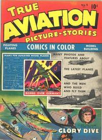 Cover Thumbnail for True Aviation Picture-Stories (Parents' Magazine Press, 1943 series) #5