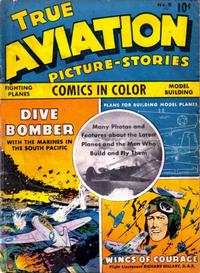 Cover Thumbnail for True Aviation Picture-Stories (Parents' Magazine Press, 1943 series) #6