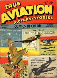 Cover Thumbnail for True Aviation Picture-Stories (Parents' Magazine Press, 1943 series) #7