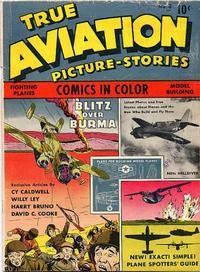 Cover Thumbnail for True Aviation Picture-Stories (Parents' Magazine Press, 1943 series) #8