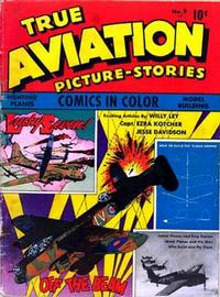 Cover Thumbnail for True Aviation Picture-Stories (Parents' Magazine Press, 1943 series) #9