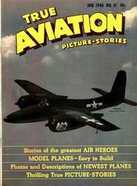 Cover Thumbnail for True Aviation Picture-Stories (Parents' Magazine Press, 1943 series) #11