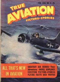 Cover Thumbnail for True Aviation Picture-Stories (Parents' Magazine Press, 1943 series) #12