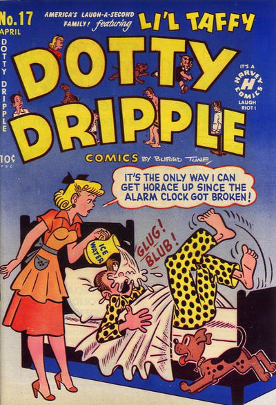 Cover for Dotty Dripple (Harvey, 1948 series) #17