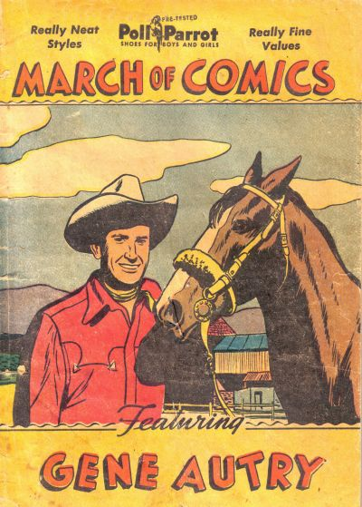 Cover for March of Comics (Western, 1946 series) #39
