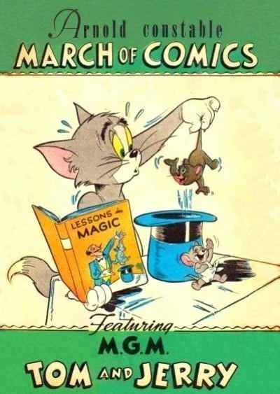 Cover for March of Comics (Western, 1946 series) #46
