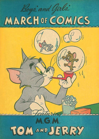 Cover for Boys' and Girls' March of Comics (Western, 1946 series) #70