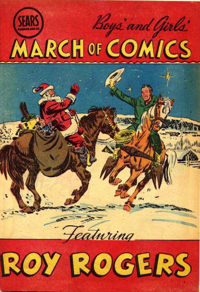 Cover for Boys' and Girls' March of Comics (Western, 1946 series) #77