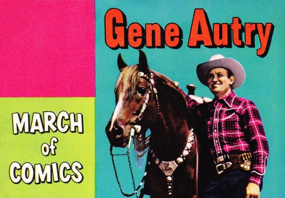 Cover for March of Comics (Western, 1946 series) #90