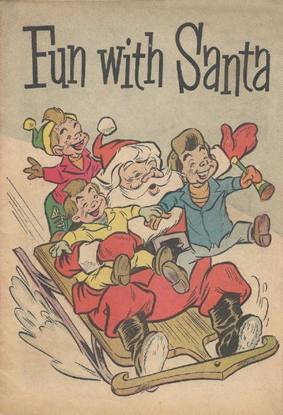 Cover for Boys' and Girls' March of Comics (Western, 1946 series) #108