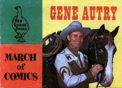 Cover for Boys' and Girls' March of Comics (Western, 1946 series) #120