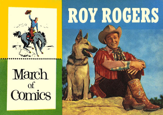 Cover for Boys' and Girls' March of Comics (Western, 1946 series) #146