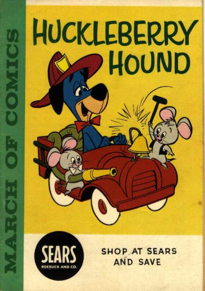 Cover for March of Comics (Western, 1946 series) #199