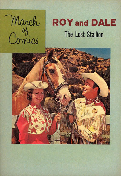 Cover for March of Comics (Western, 1946 series) #236