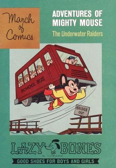 Cover for Boys' and Girls' March of Comics (Western, 1946 series) #237