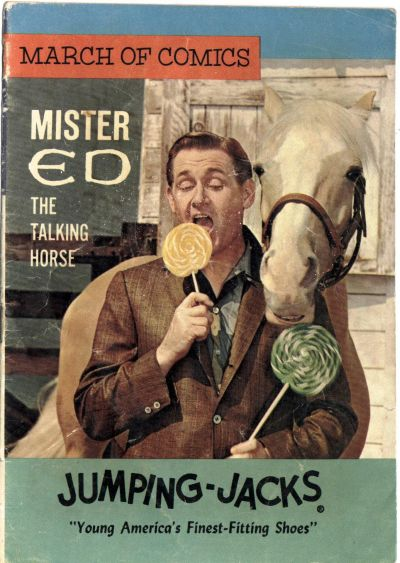 Cover for March of Comics (Western, 1946 series) #290
