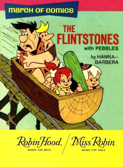 Cover for March of Comics (Western, 1946 series) #327