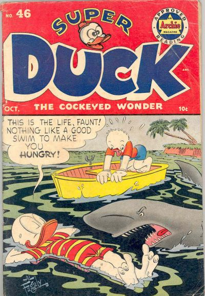 Cover for Super Duck Comics (Archie, 1944 series) #46