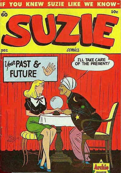Cover for Suzie Comics (Archie, 1945 series) #60