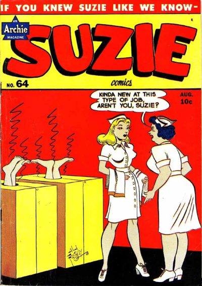 Cover for Suzie Comics (Archie, 1945 series) #64